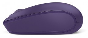 Фотография Мышь Microsoft Mobile Mouse 1850 WL Purple (1)