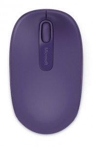 Фотография Мышь Microsoft Mobile Mouse 1850 WL Purple (2)