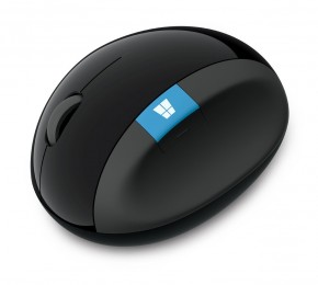 Мышь беспроводная Microsoft Sculpt Ergonomic Mouse For Business (5LV-00002) 2