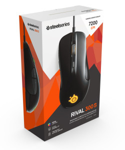 Мышь SteelSeries Rival 300S (62488) 7