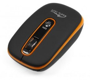 Мышь Media-Tech MT1081KO Black-Orange USB