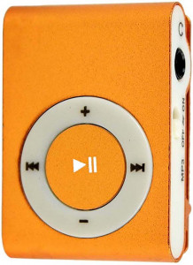 Плеер Toto TPS-03 Without display Earphone Mp3 Orange
