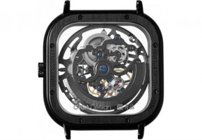 Наручные часы Xiaomi CIGA Design Full Hollow Mechanical Watch Deep Black 3
