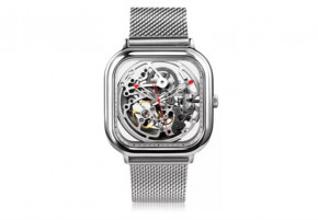Наручные часы Xiaomi CIGA Design Full Hollow Mechanical Watch Space Silver