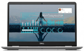 Ноутбук Dell Inspiron 5584 Silver (I5558S2NDW-75S)