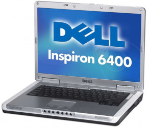Ноутбук Dell Inspiron 6400 (Intel Celeron M430/Intel 945GM/2Gb/160Gb) Б/У