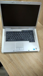 Ноутбук Dell Inspiron 6400 (Intel Celeron M430/Intel 945GM/2Gb/160Gb) Б/У 3