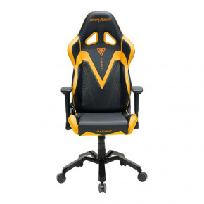 Кресло для геймеров DXRAcer Valkyrie OH/VB03/NA Black/Yellow 3