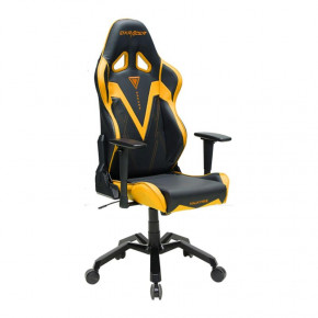 Кресло для геймеров DXRAcer Valkyrie OH/VB03/NA Black/Yellow 4