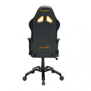 Кресло для геймеров DXRAcer Valkyrie OH/VB03/NA Black/Yellow 5