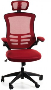 Кресло Office4You Ragusa 27717 Red