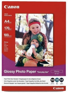 "Бумага Canon 4&quotx6"" Photo Paper Glossy GP-501, 100л. (0775B003)"