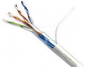 Кабель ATcom Standard FTP Lan cable CAT5E (6126189)