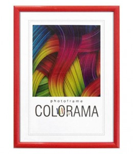Фоторамка La Colorama 30x40 45 red