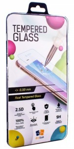 Защитное стекло Drobak Universal 5 Tempered Glass (508703)