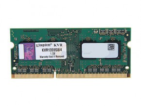 Память Kingston 4GB SODIMM DDR3 1333MHz (KVR13S9S8/4)