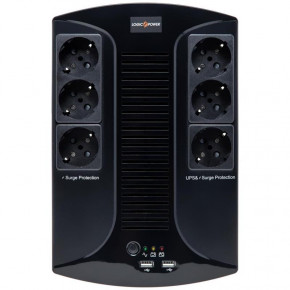 ИБП LogicPower LP 650VA-6PS