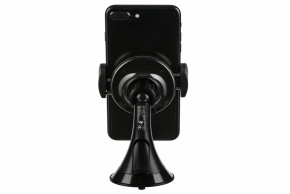 Беспроводное ЗУ 2E Car Mount Rotating Wireless Charger Black (2E-WCQ01-03) 6