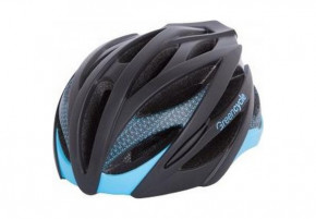 Шлем Green Cycle New Alleycat 58-61 см Black/Blue Matte (HEL-67-38)