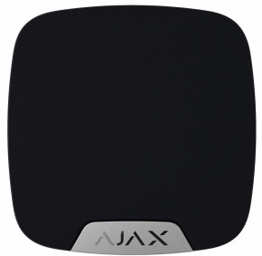 Сирена Ajax HomeSiren Wireless Black (000001141)