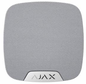 Сирена Ajax HomeSiren Wireless White (000001142)