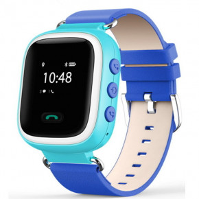 Смарт-часы Smart Baby GPS Smart Tracking Watch GW900 Q60 Blue*EU