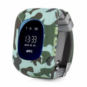 Смарт-часы Smart Baby W5 GPS Smart Tracking Watch Military (Q50)