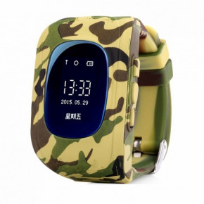 Смарт-часы Smart Baby W5 GPS Smart Tracking Watch Military (Q50) 3