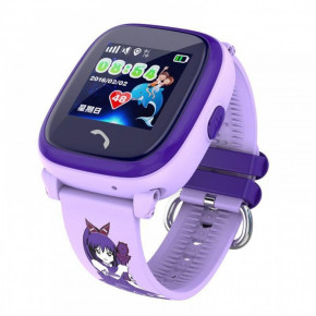 Детские часы Smart Baby watch DF25G Purple