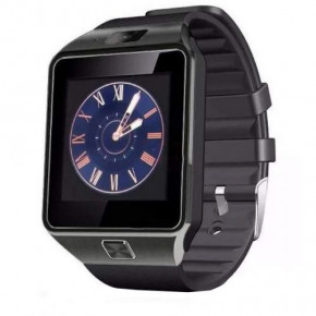 Умные часы Smart Watch DZ09 GSM Camera Black 3