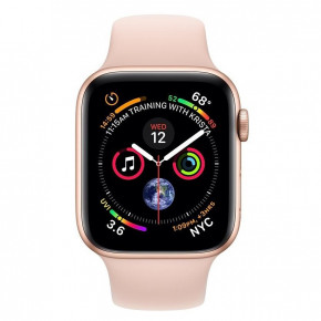 Смарт-часы Apple Watch Series 4 GPS 44mm Gold Alum (MU6F2) 3