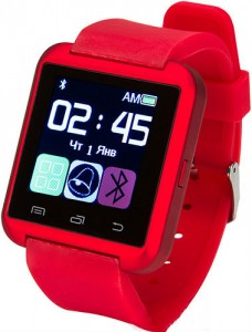 Умные часы Atrix Smart watch E08.0 Red 3