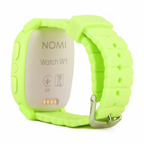 Смарт-часы Nomi Watch W1 Green 3