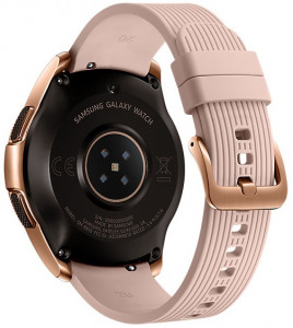 Смарт-часы Samsung Galaxy Watch 42mm Gold (SM-R810NZDASEK) 3