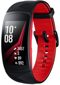 Смарт-часы Samsung Gear Fit 2 Pro Red Small (SM-R365NZRNSEK) 2