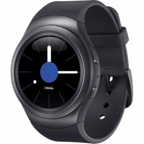 Смарт-часы Samsung Gear S2Dark Grey (SM-R730A)