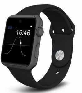 Умные часы Smart Watch DM09 Black 5
