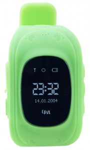 Детские часы SmartYou Q50 Green (SeTracker)