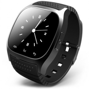 Умные часы Smart Watch M26 Black 3