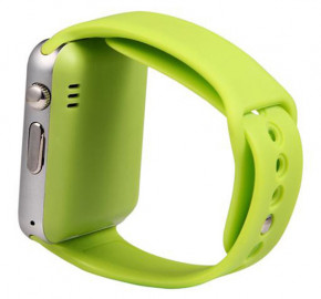Смарт-часы UWatch A1 Green 3