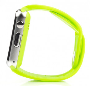 Смарт-часы UWatch A1 Green 4
