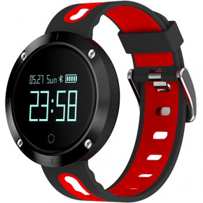 Смарт-часы UWatch DM58 BlackRed