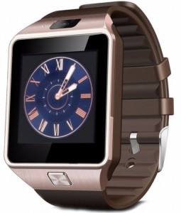 Смарт-часы Uwatch DZ09 Gold 6