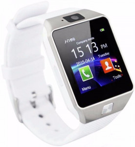 Смарт-часы Uwatch DZ09 White 4