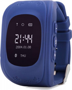 Смарт-часы UWatch Q50 Kid smart watch Dark Blue