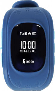 Смарт-часы UWatch Q50 Kid smart watch Dark Blue 3