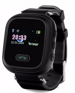 Смарт-часы UWatch Q60 Kid smart watch Black