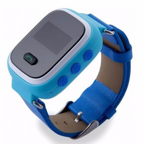 Смарт-часы UWatch Q60 Kid smart watch Blue 4