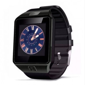 Смарт-часы с сим-картой Smart DZ09 UWatch 5051 Black 3