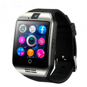 Смарт-часы Smart Q18 UWatch NFC Black 4